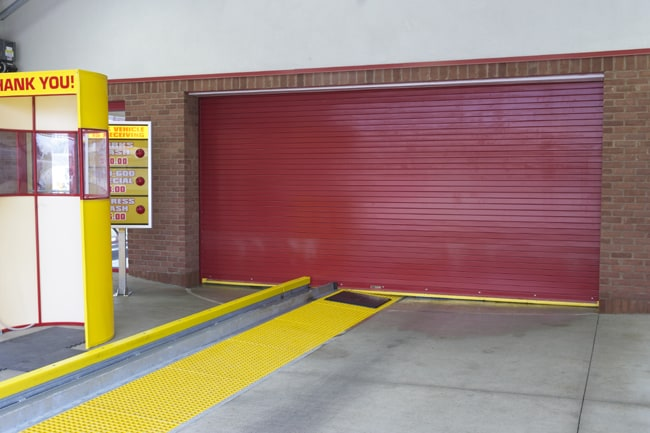 Metro Garage Door Commercial Door Gallery