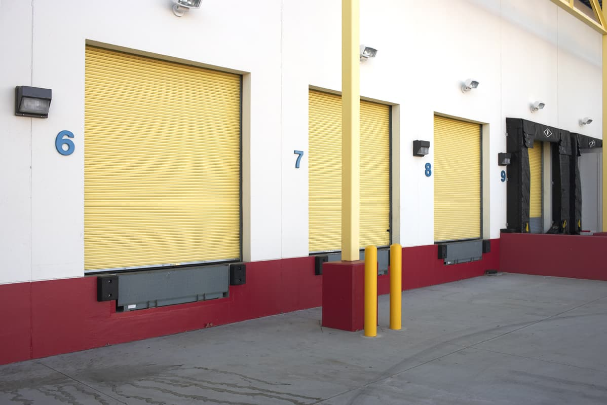 Commercial Garage Doors Metro Atlanta Area