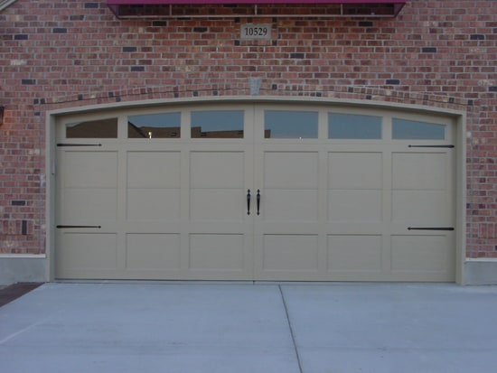 Walkietalkie manufacturer more time more freedom for Carriage style garage doors cost