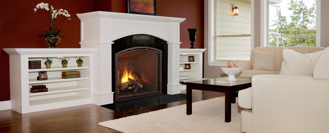 heirloom gas fireplaces