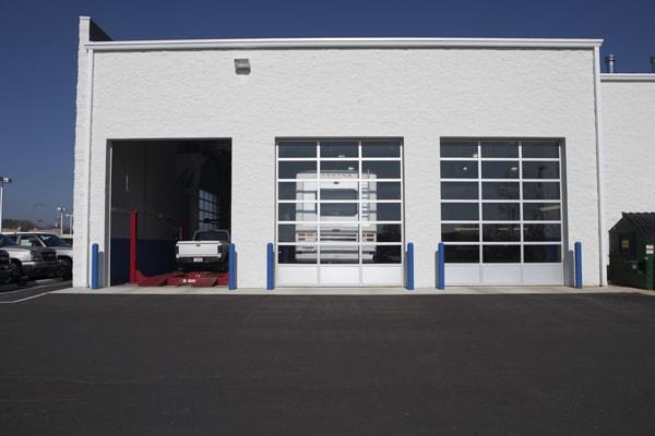 Steel sectional doors metro garage door for Home depot garage door motor