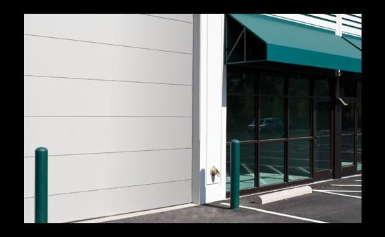 Wayne Dalton Model 216 heavy duty overhead door-Metro Garage Doors Inc. & Steel Sectional Doors - Metro Garage Door