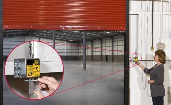 Fire Rated Door That Can Be Drop Tested Metro Garage Doors, Inc.