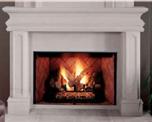 Enjoyable Fireplace Repair And Installation Metro Garage Door Home Remodeling Inspirations Gresiscottssportslandcom
