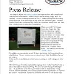 AIMEE COPELAND PRESS RELEASE
