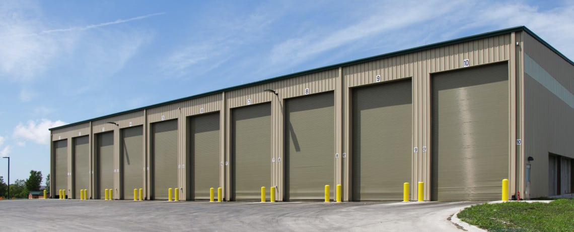 Wayne Dalton Commercial Metro Garage Door