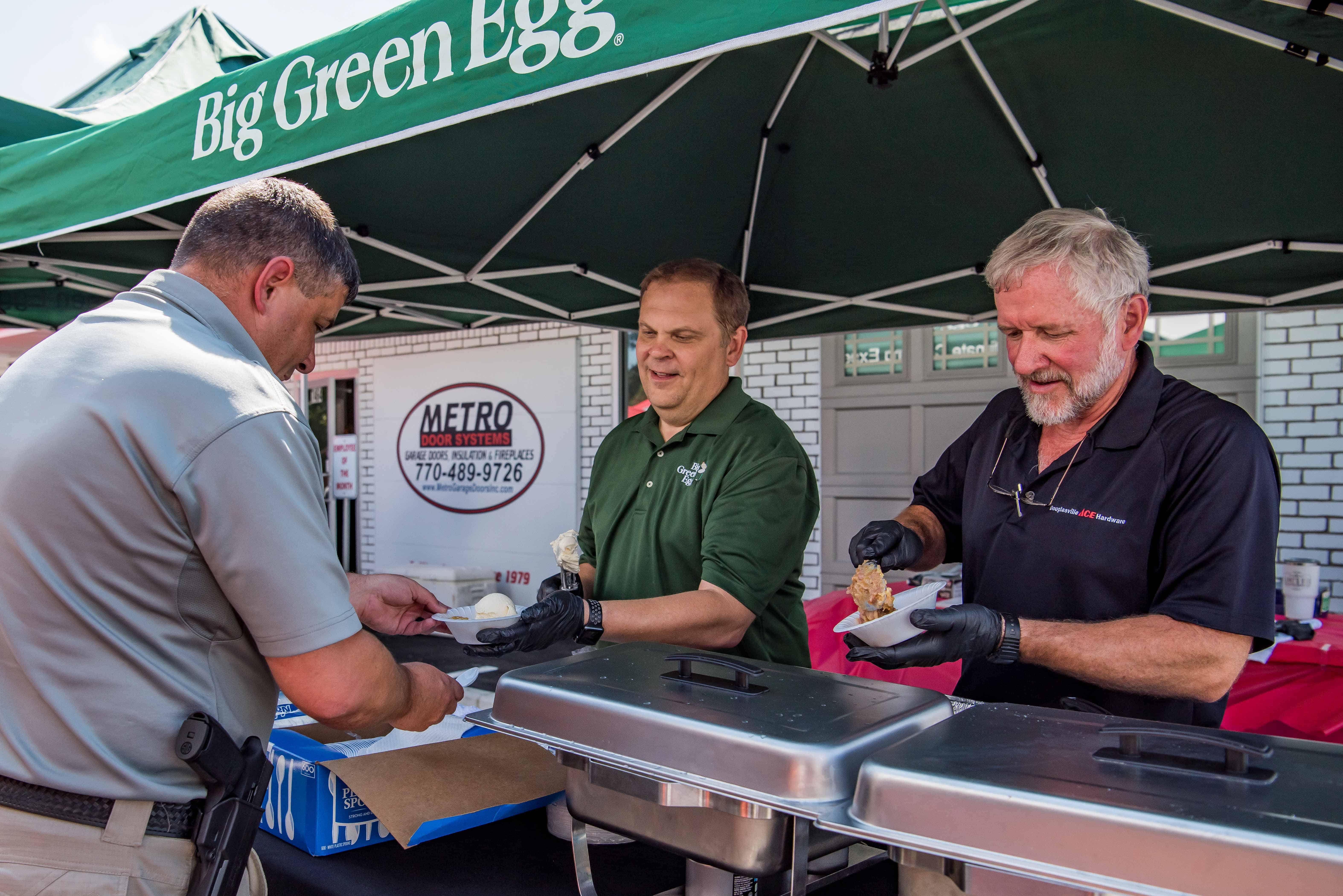 2018 First Responders Luncheon Photos Metro Garage Door