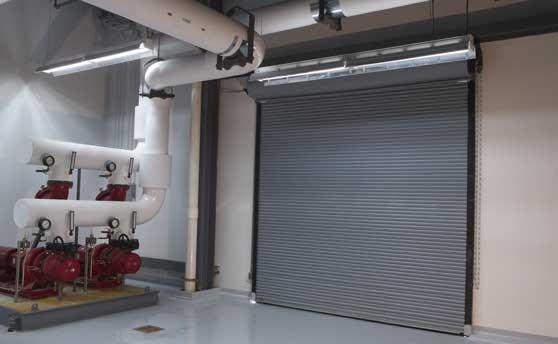 Superbe Rolling Steel Service Doors Metro Garage