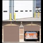 Thermomark Sectuinal Overhead Door-Metro Garage Doors, Inc.